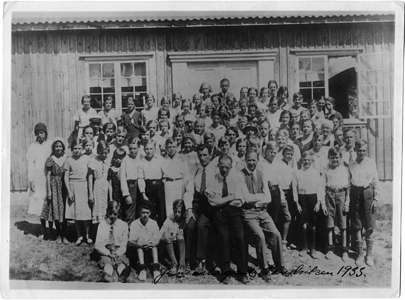 Junior Camp 1934