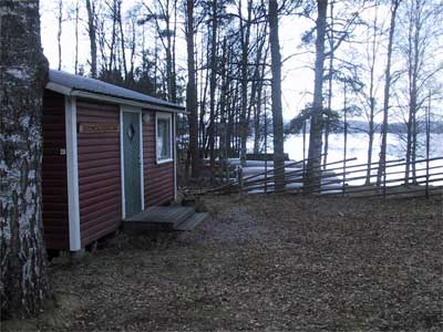 Brunskog cottage